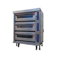 商用烘炉设备三层六盘加热炉烘炉