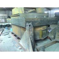 可倾斜式熔铝炉 池式铝合金熔炼炉 无坩埚式铝合金熔化炉