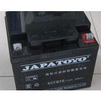 东洋蓄电池12V24AH报价及型号参数