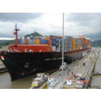 嘉兴到天津海运船运水运门到门公司