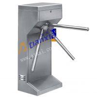 安本科技供应不锈钢材质立式三辊闸/出入口机/电动三辊闸/三辊闸