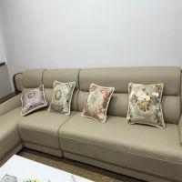 S1355系列现货供应家居家纺用布 高织密色织提花面料装饰布批发