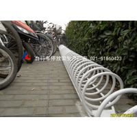 自行车停车架 合肥校区使用的自行车摆放架价格及规格