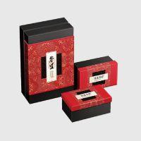 茶叶包装盒 纸盒 彩盒 茶叶盒定制 包装设计制作 南京包装厂 首熙包装