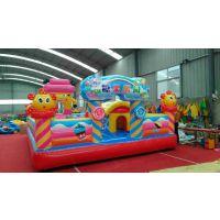 山东省—泰安市新泰市广场充气玩具,充气包,儿童蹦床
