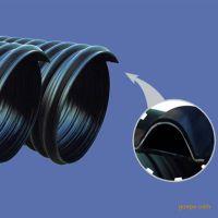 钢带增强HDPE螺旋波纹管
