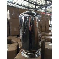 厂家大量供应 不锈钢外表面抛光 软化罐壳体 外贸订单
