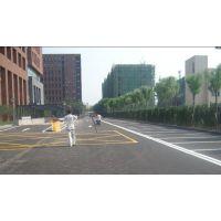 中牟道路划线荥阳公路划线哪有划停车位标线的13027738663