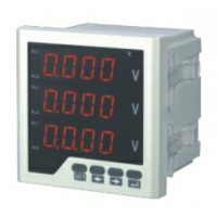 供应上海尚自SHD302A系列三相电压表 多功能数显电力仪表