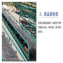 膨化食品厂传输机 经久耐用加厚输送机 调速变频传输机