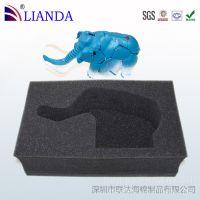 防震防摔高密度包装海棉内衬 纸盒海绵垫子 根据盒子量身定做