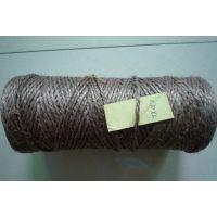 热销供应 地毯用纱麻线 精细麻绳 编织麻线