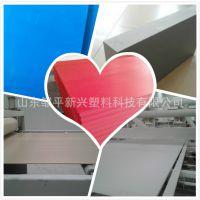 山东邹平新兴塑料厂 pvc塑料板 pvc免烧砖托板 透明板 软板 PP板