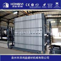 供应鸿益科技-复合保温墙板、隔墙板、轻质节能墙板成型生产线(HY-QBJ60W)