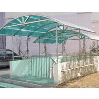 安徽阳光板车棚|阳光板雨棚|阳光板价格