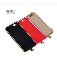 阿米思WR10 iphone6/6PLUS金属边框接收器保护套无线I6接收器
