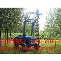 6米长钻孔机 地钻挖坑机 植树挖坑机