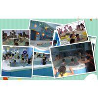 婴儿游泳馆经营要领 好的儿童游泳馆装修效果图
