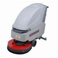 洗地机C510B 920w青岛川亿贝纳特手推式洗地机