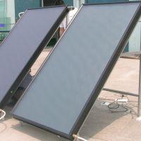 厨卫配件太阳能热水器平板集热器 进口蓝钛高端平板太阳能集热器