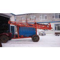 牵引式喷药机玉米喷药机大型高杆 打药机喷杆式喷雾器农用喷药车