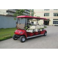 长期供应电动高尔夫球车6座