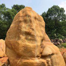 龙岩黄蜡石 龙岩景观打造绿色企业