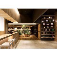 红谷滩中式餐饮店装修案例