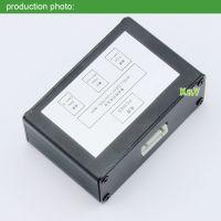 品牌源喜 两路视频切换控制器 车载前后视 倒车带按键(XY-3027)