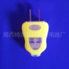 厂家直销 顺轩新产品大功率好质量二极插头 电源插头 透明插头