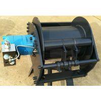广汇液压绞车(卷扬机)单绳拉力2.0吨挖泥机专用自制产品质量可靠