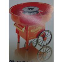 厂家直销型交直流两用家用花式棉花糖机 彩色拉丝棉花糖机器
