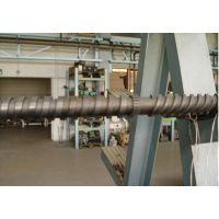 舟山挤出机螺杆料筒 螺杆料筒 料筒 pvc螺杆料筒   pvc螺杆料筒