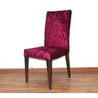 特价欧式餐厅椅 别墅家具美甲美容电脑椅子实木软包酒店餐椅批发