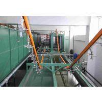 供应吊挂输送线,吊装流水线,吊空,悬挂式涂装生产线,专业设备厂