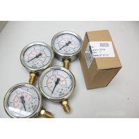 德国WIKA机械式压力测量仪表/黄铜压力表 渠道正规 超短货期