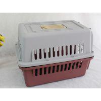批发宠物航空箱 宠物箱包 宠物外出包航空笼  航空箱