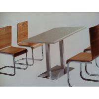 新款推荐 全桦木桌子 餐厅中高档 简约时尚餐桌椅定做。