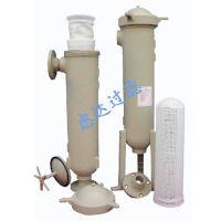 pp-219袋式过滤器,PP塑胶过滤机,PPR耐盐酸袋式过滤器-上海虑达过滤设备有限公司