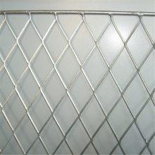 菱形网片 钢笆网片 油罐车钢板网多少钱一米