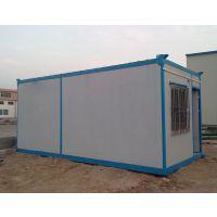 厂家长期优惠出售/出租广西可吊装彩钢板隔热住人集装箱活动房