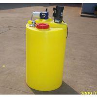 厂家4吨塑料加药桶 4000L塑料加药箱 4吨PE储罐 4吨