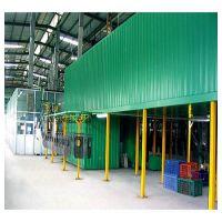 供应塑料件静电喷漆设备xytz-043