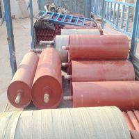 改向滚筒 包胶滚筒 铸胶滚筒 输送机配件 厂家直销 碳钢
