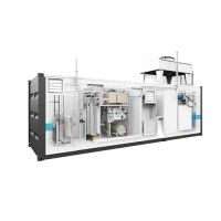加拿大氢能 100立方打折处理库存进口水电解制氢机装置现场制氢设备电解槽进口氢气发生器加氢站系统