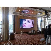 东莞星级酒店室内高清晰高密度LED显示屏