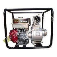 库兹4寸汽油自吸泵 小型4寸汽油机抽水泵厂家直销原装正品报价单
