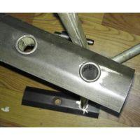 埃瑞特供应钢管梯子数控铆接机,钢管梯子制造设备,钢管梯子涨牙机