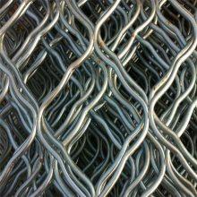 旺来菱形防护网 美格网围栏 不锈钢防盗窗
