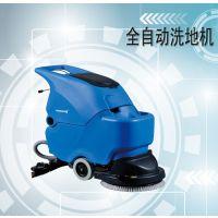 南京地下车库清洗吸水用手推式电动拖地吸水机